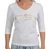 Puro-Polo Damen Longshirt