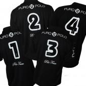 Das offizielle Puro Polo Team-Shirt - 4er Pack